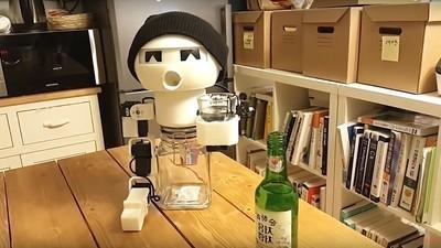 Fă cunoștință cu tovarășul de băut robot
