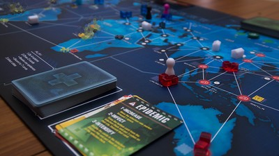 'Pandemic Legacy' Is the Greatest Board Game of All Time