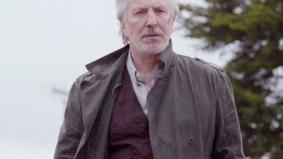 Watch Alan Rickman Play a Creepy Older Gentleman in His Last Short Film