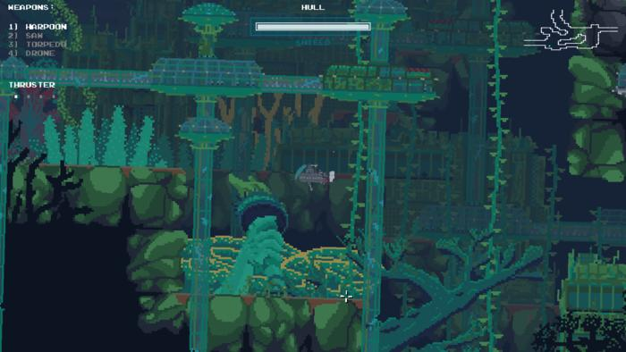 'The Aquatic Adventure of the Last Human' Is a Cool Game That Raises the Hot Topic of Climate Change