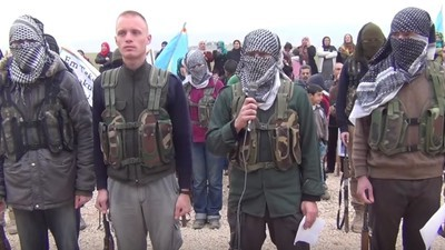 'Uníos a la resistencia kurda', mensaje de un español que lucha en Siria contra ISIS
