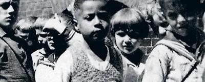 Взросление чернокожего ребёнка в нацистской Германии