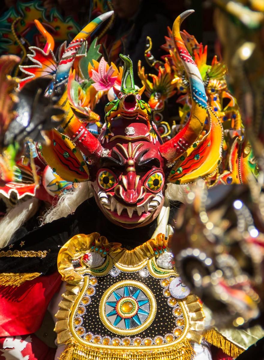 Bolivia se prepara para la gran fiesta del folklore andino