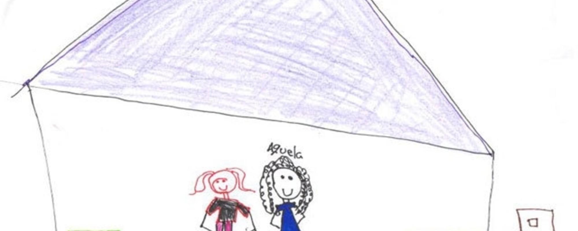 Druzgocące rysunki dzieci imigrantów zagrożonych deportacją