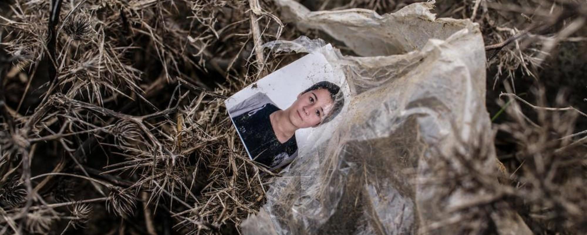 Fotografii cu lucrurile lăsate în urmă de refugiații care și-au părăsit casele pentru totdeauna