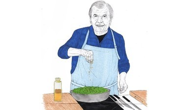 Jacques Pépin's Life Advice for Young Cooks