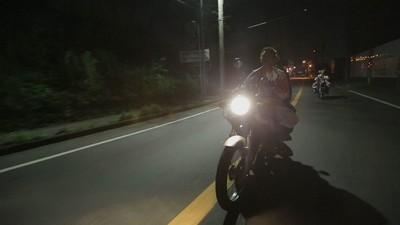 Le Lent déclin des gangs de bikers japonais