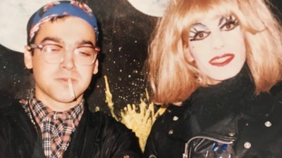 Cult Art Legend Tabboo! Talks About the New York Drag Scene of Yesteryear