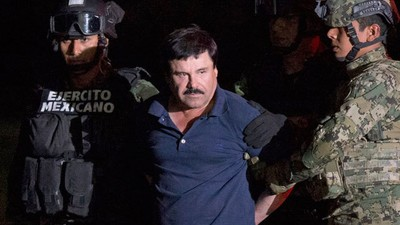 Talking to Convicted Drug Kingpins and Crime Experts About El Chapo's Thirst for Fame