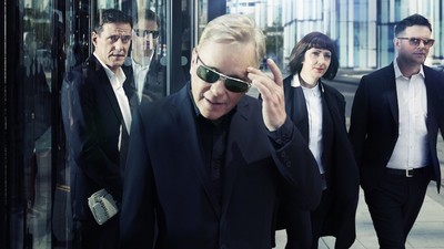 A Pretty Good Chat with New Order About Songwriting
