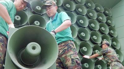 Der nordkoreanische Propagandakrieg mit Seoul wird immer bizarrer