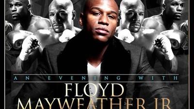 Floyd Mayweather cobra casi tres mil dólares por conocerlo