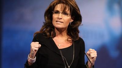 Sarah Palin unterstützt Donald Trump nun offiziell als Kandidaten für die US-Präsidentschaft