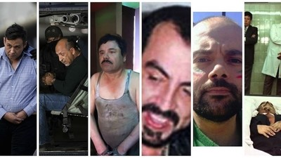 Sex, Snacks, and Soccer: How Mexican Drug Lords End Up Captured