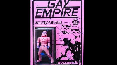 """El extraño y fascinante mundo de los juguetes piratas de """"Star Wars"""""""