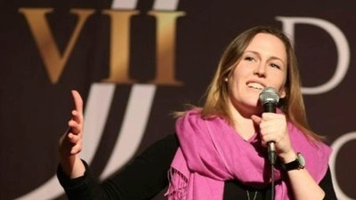 Meet the Woman Putting on a Comedy Show About Rape