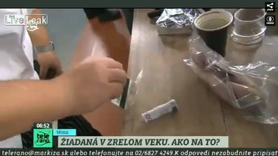 Did This Chef Get Caught with Cocaine on Live TV?