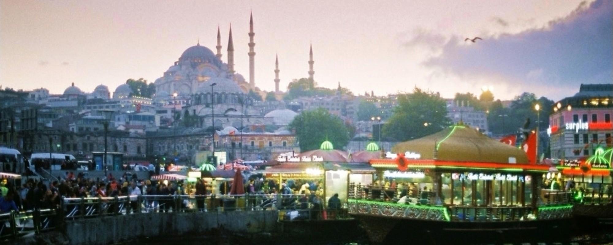Fotos de ensueño de un viaje por Turquía
