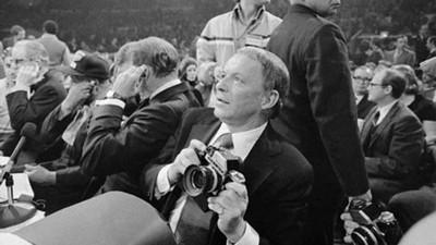 Quand Frank Sinatra photographiait Mohamed Ali et Joe Frazier