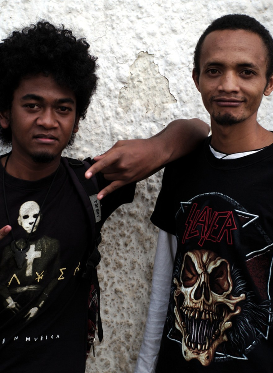 True Madagascan Black Metal