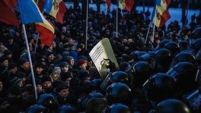 Tot ce trebuie să știi despre protestele și violența de aseară, de la Chișinău