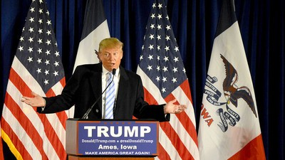 A Bunch of High-Profile Conservatives Poured a Ton of Hate on Donald Trump