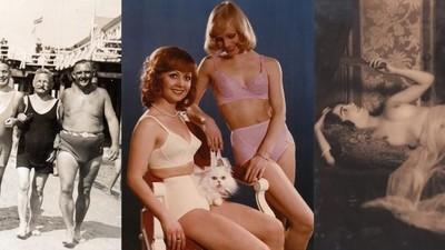Erotyka, kotki i misie polarne – zapomniane zdjęcia Niemiec