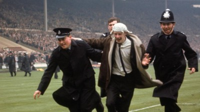 Pitch Invasions: Football's Forbidden Fruit