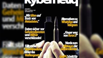 Betekent dit tijdschrift het begin van een grote cyberjihad?