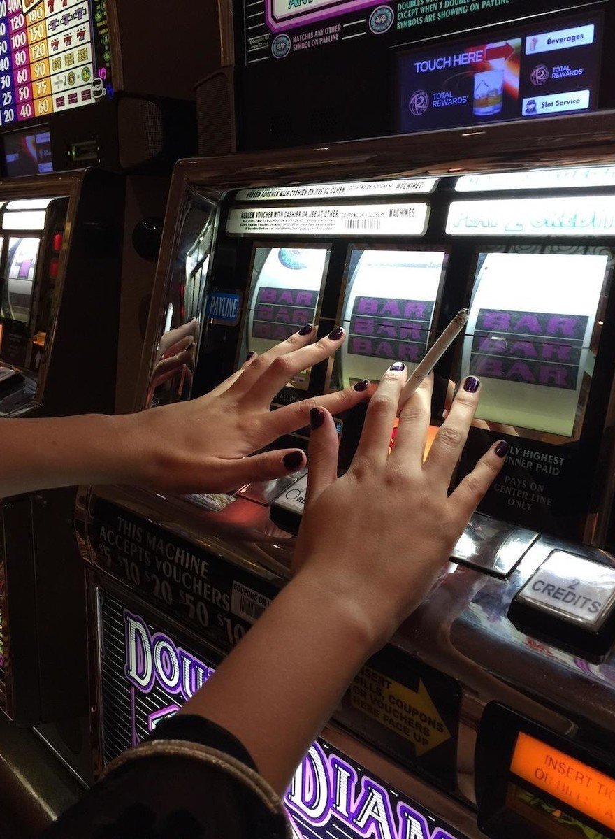 Photos by a Slot Machine Dream Queen