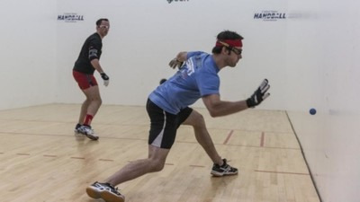 The Handball Prodigy Who Overcame Addiction to Become One of the Best Players in the US