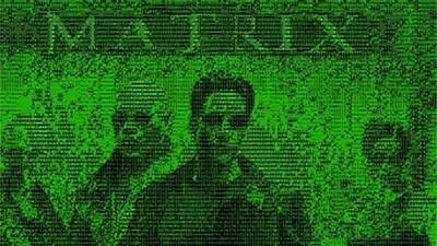 Das älteste aktive Torrent der Welt ist eine 12 Jahre alte Matrix-Ascii-Version