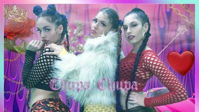 'Chupa chupa': Miss Nina es la reina del reggaetón en españa