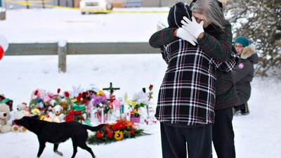 Canada's School Shooting Highlights Systemic Poverty and Racism in First Nations Communities