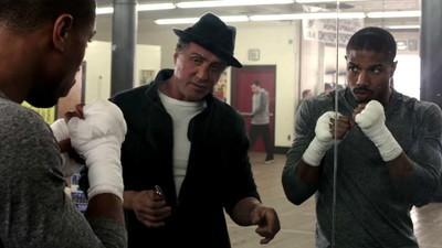 Así es Rocky Balboa con 70 años
