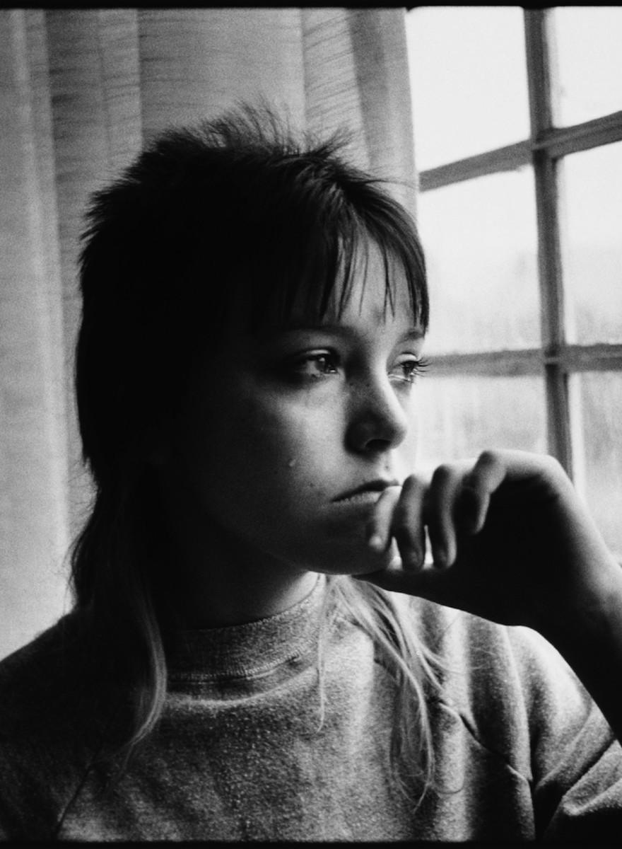 Trauriger Rückblick: Mary Ellen Marks ikonische Fotos einer Kinderprostituierten namens Tiny