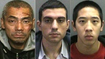 Drei sehr gefährliche Häftlinge sind aus einem kalifornischen Hochsicherheitsgefängnis entkommen
