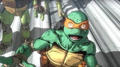 Es gibt endlich wieder ein 'Teenage Mutant Ninja Turtles'-Game, auf das man sich freuen kann
