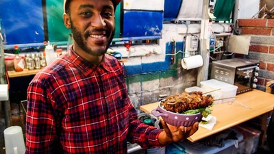 Halal the Young Dudes: The Serious Skateboarders Who Make Meat in Taipei