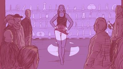 Kranker Scheiß aus dem Leben einer Sex-Shop-Mitarbeiterin