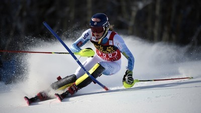 Mikaela Shiffrin Wants to Return to Attacking the Mountain