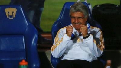 Ningún DT en la historia de la Liga ha gastado como Ricardo Ferreti