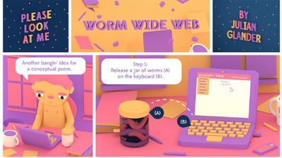 Poemul Worm Wide Web