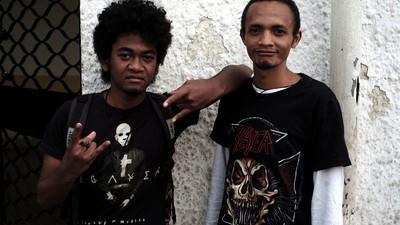 Black metal en Madagascar