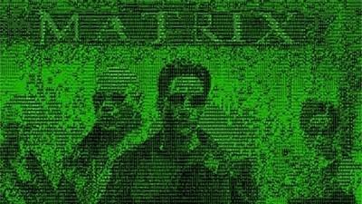 De oudste torrent ter wereld is een twaalf jaar oude ASCII-versie van The Matrix
