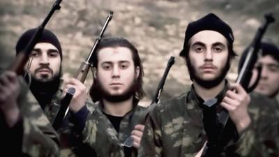Die Geheimpolizei des Islamischen Staates