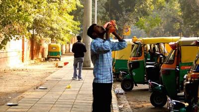 Die Street-Food-Geheimnisse indischer Rikschafahrer