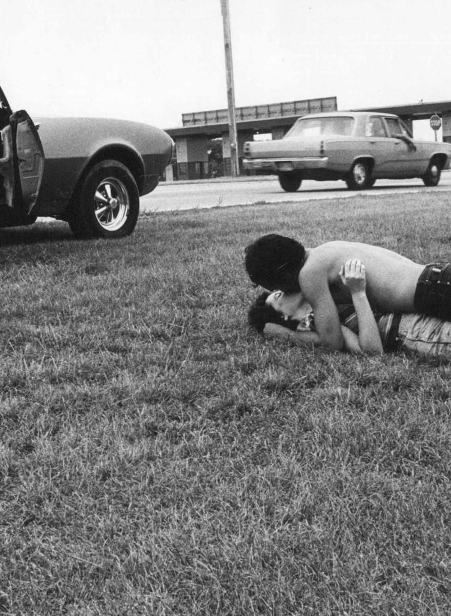 Fotografii cu viața boemă din New York-ul anilor '70