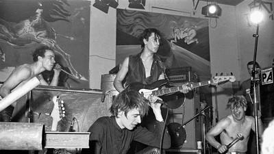 Imágenes de la revolución punk de los 80 en Berlín