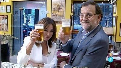 Mariano Rajoy en el programa de Ana Rosa Quintana: meteduras de pata y ciencia ficción